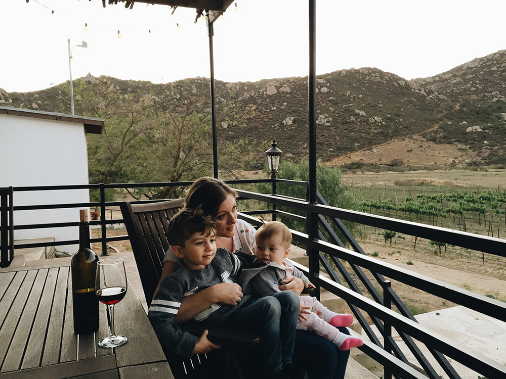 Valle de Guadalupe — Rancho Malagon — ©Life and Food