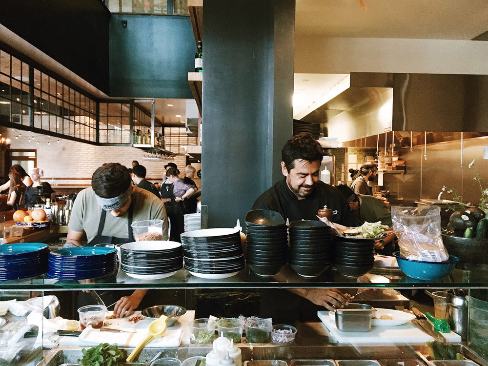 Javier Plascencia's Bracero in San Diego | ©Life and Food