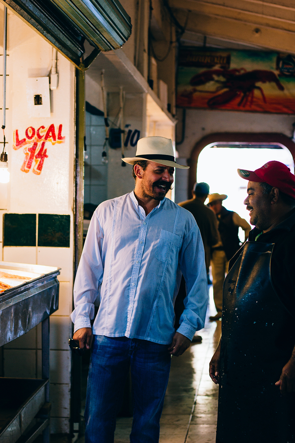 Benito Molina | Ensenada, Baja California | ©Life and Food