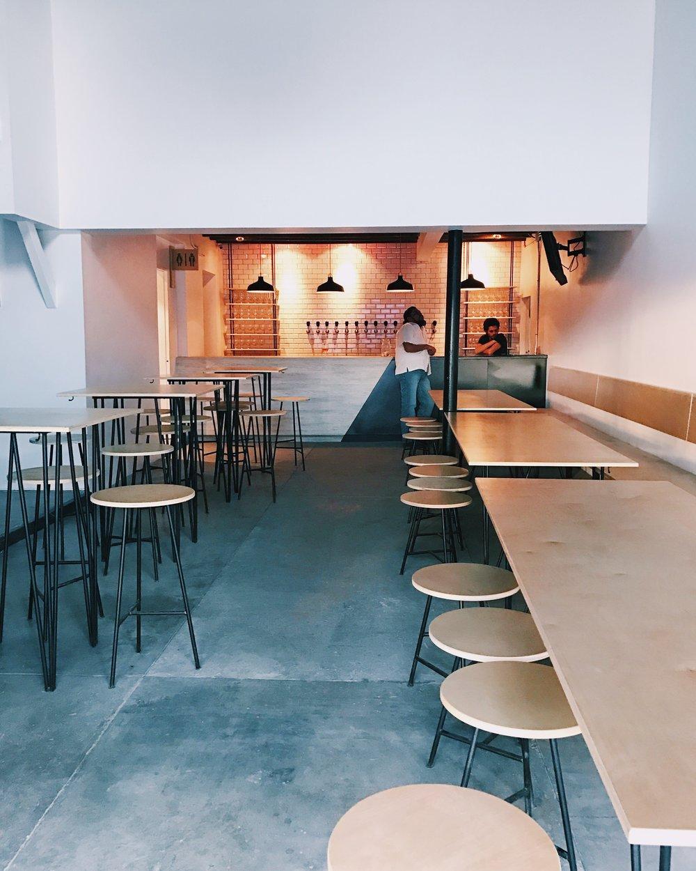 Teorema / Lúdica Co-Tasting Room, Tijuana