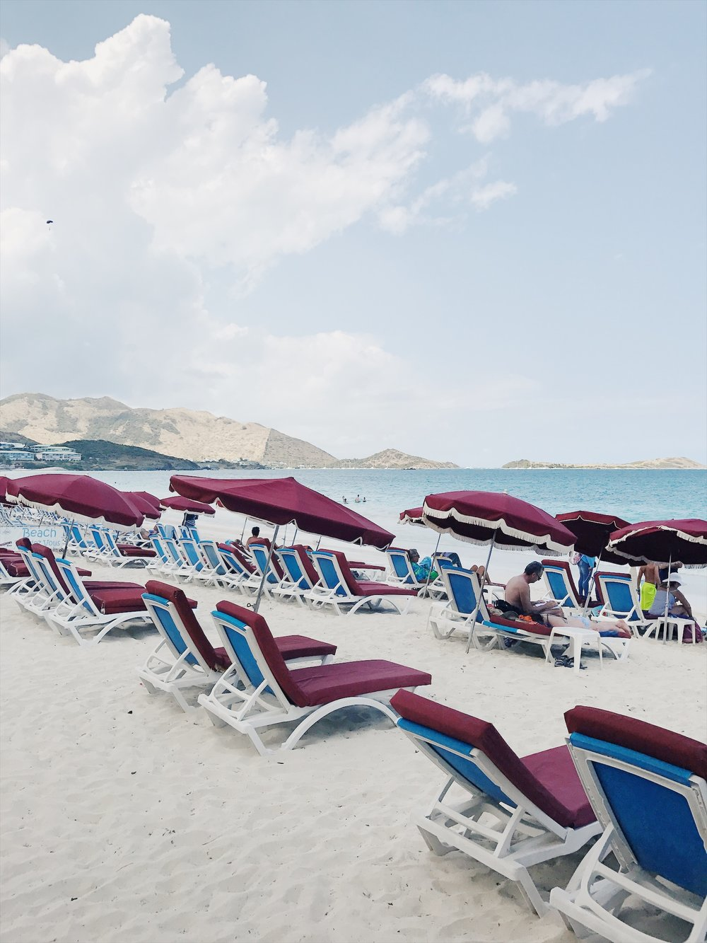 Orient Beach, St Martin