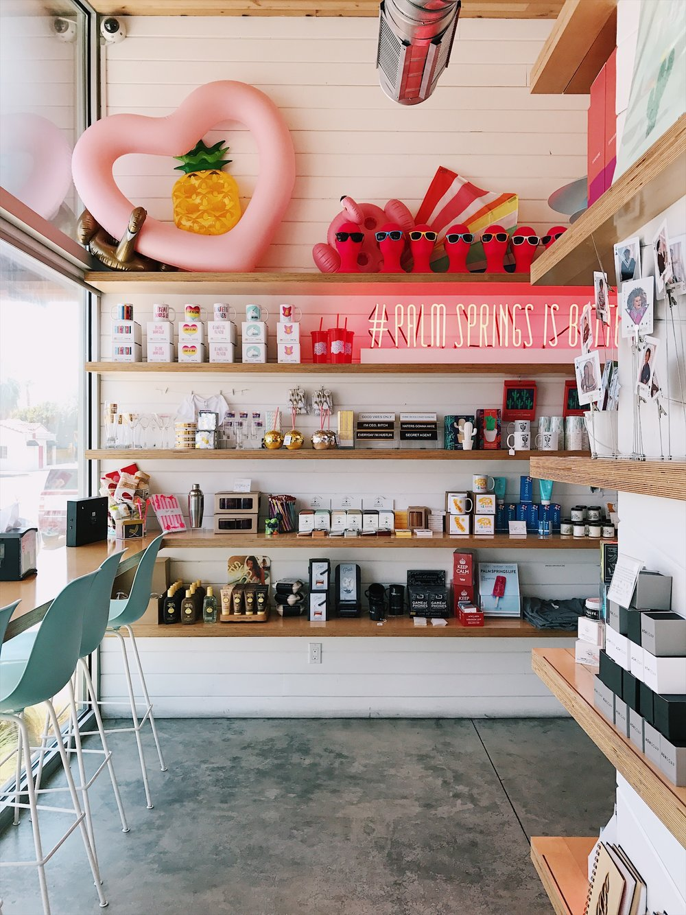 Ice Cream & Shop(pe) | Palms Springs, CA