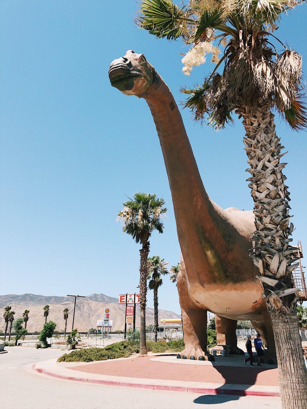 Cabazon Dinosaurs | Cabazon, CA