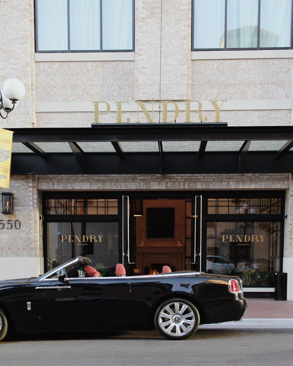 Pendry Hotel San Diego | ©Life & Food