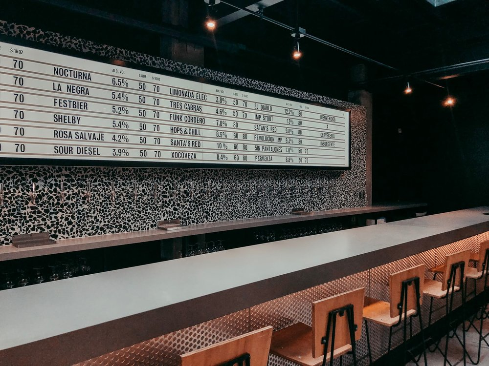 Insurgente Craft Brewery | Tijuana, MX | © Life & Food