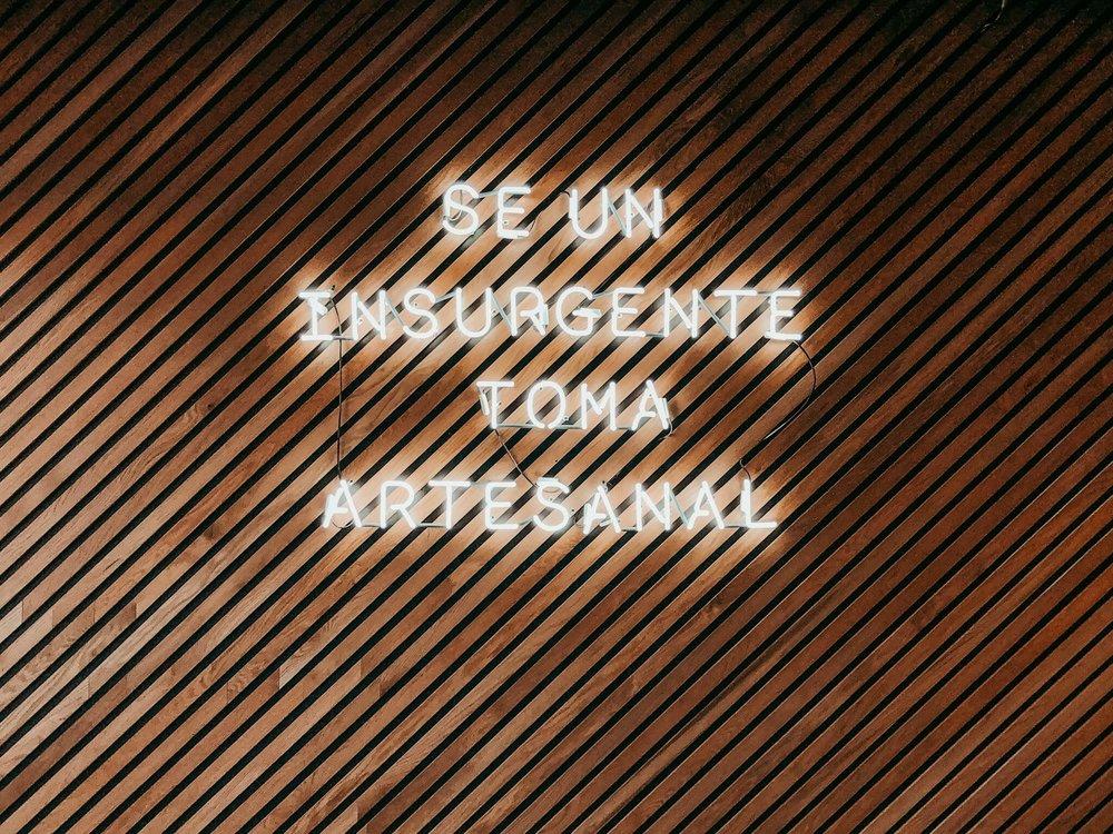 Insurgente Craft Brewery | Tijuana, MX | © Life & Food