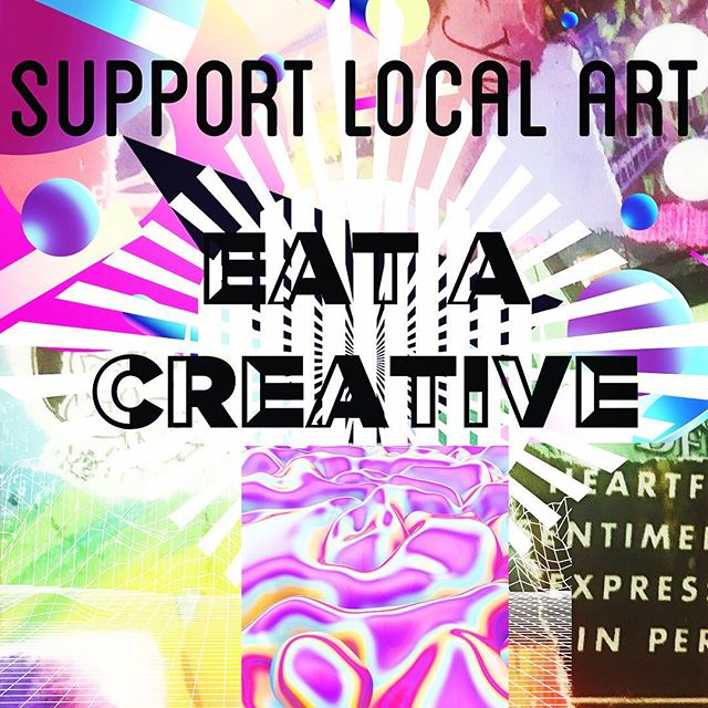 Plz do your part #local #art #creative #graphic #design #garbage #trash #collage
