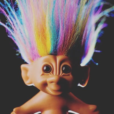 #mood #troll #selfportrait