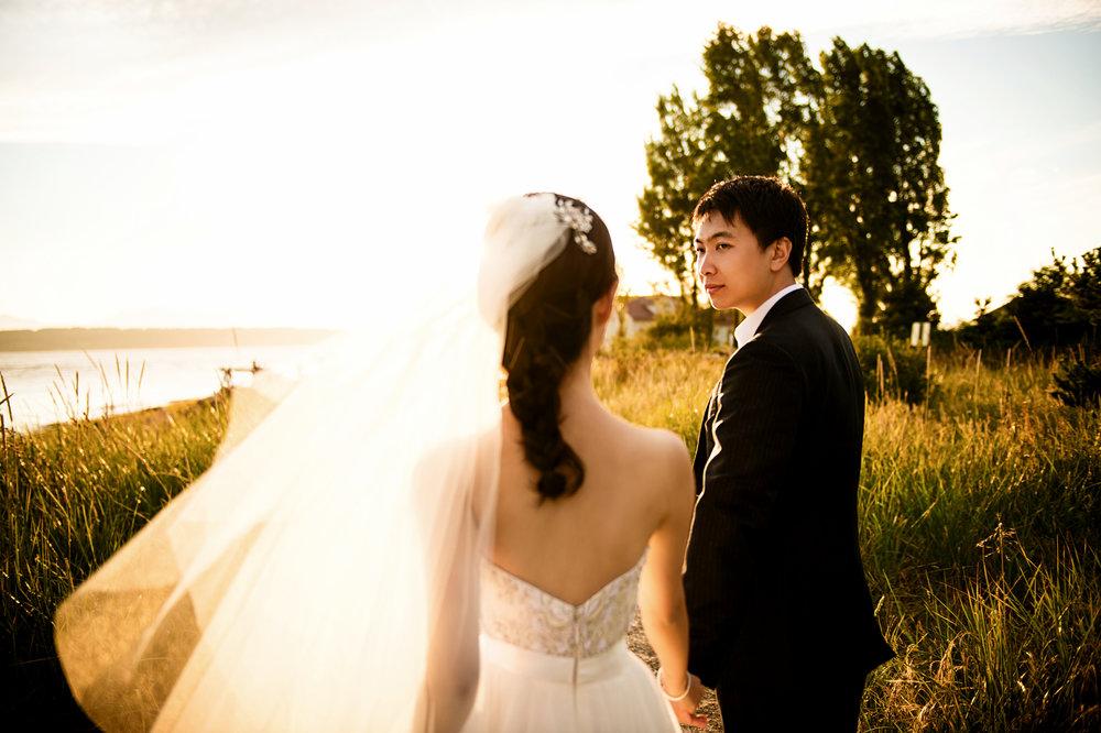 西雅图婚纱照by Tommy Xing