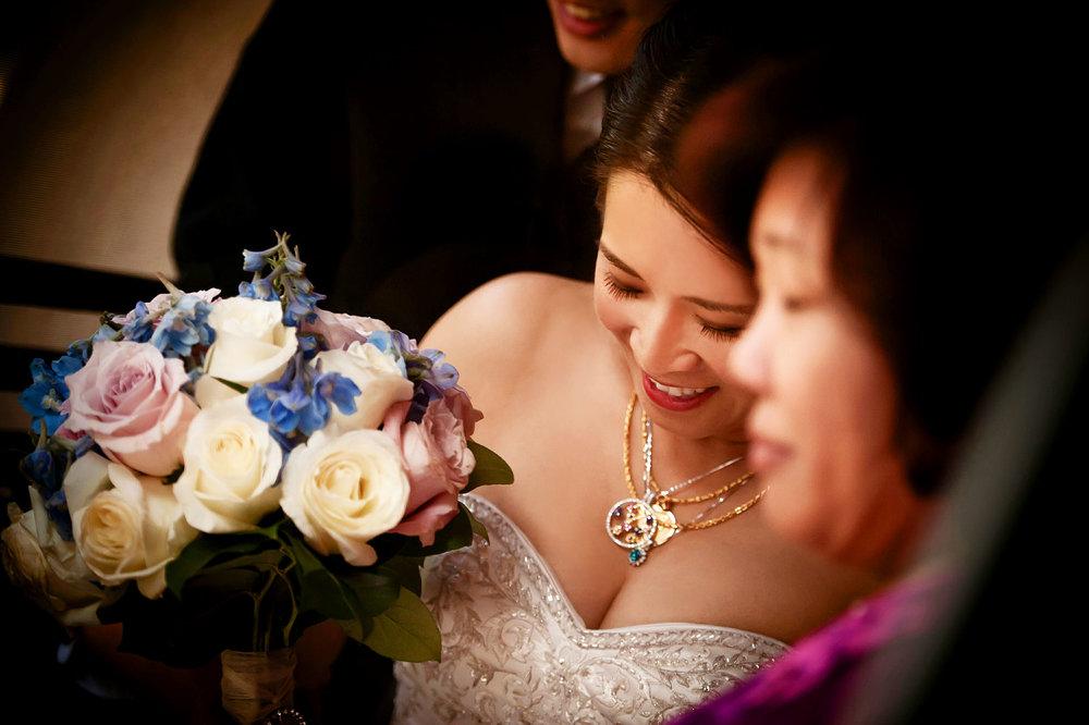 洛杉矶华人婚礼摄影