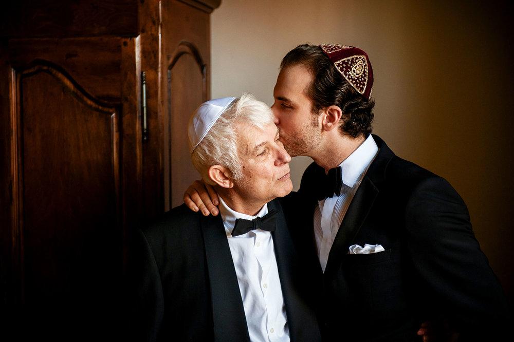los angeles jewish wedding moments