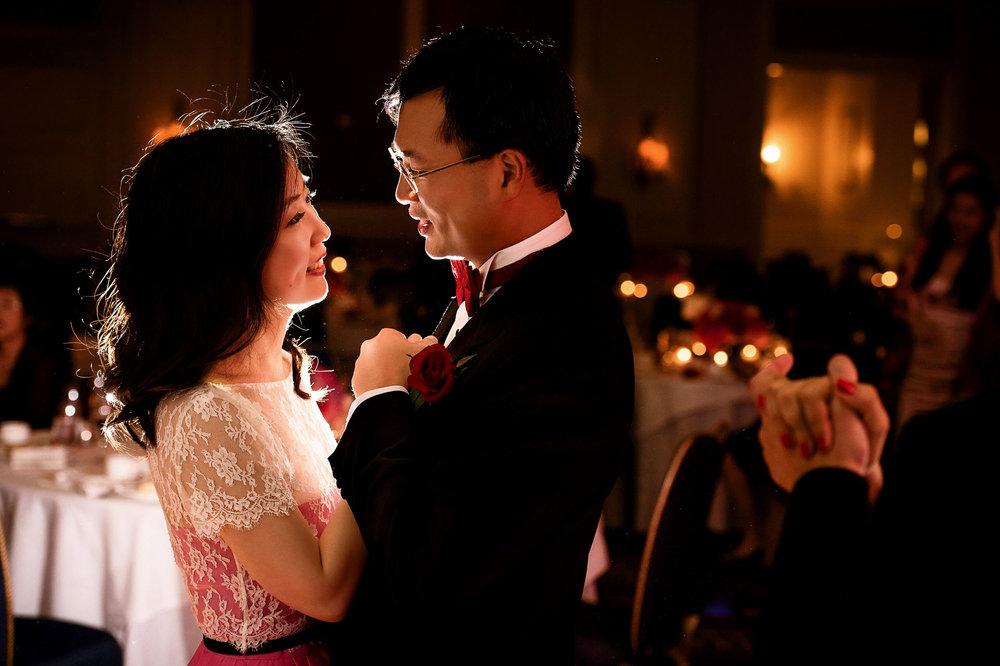 first dance at Ritz-Carlton Half Moon Bay wedding