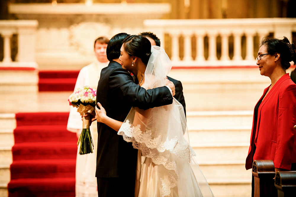 stanford memorial church wedding