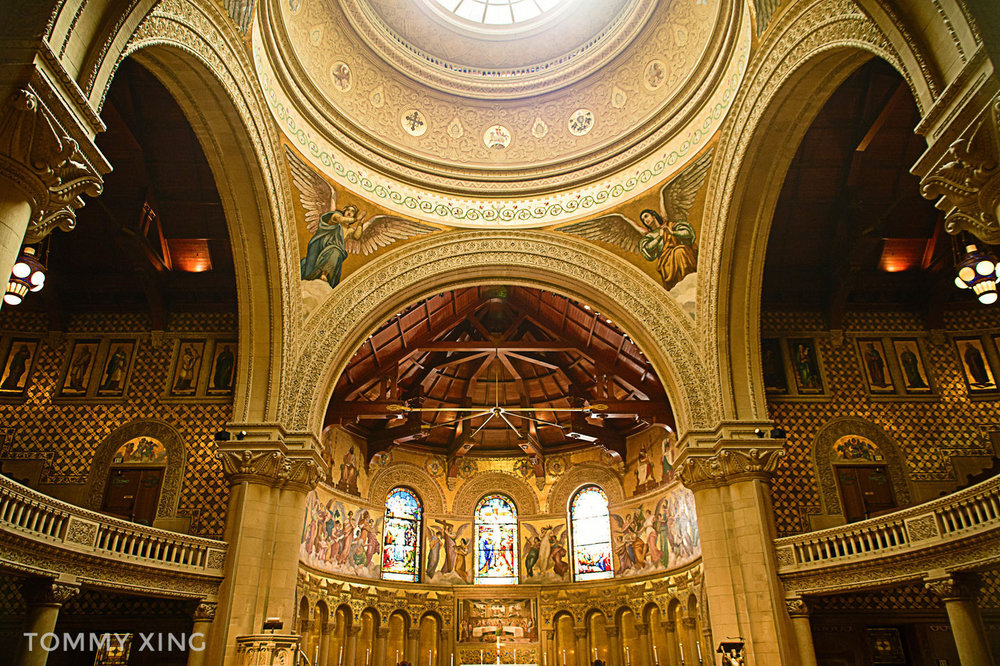 STANFORD MEMORIAL CHURCH WEDDING SAN FRANCISCO BAY AREA 斯坦福教堂婚礼 洛杉矶婚礼婚纱摄影师  Tommy Xing 34.jpg
