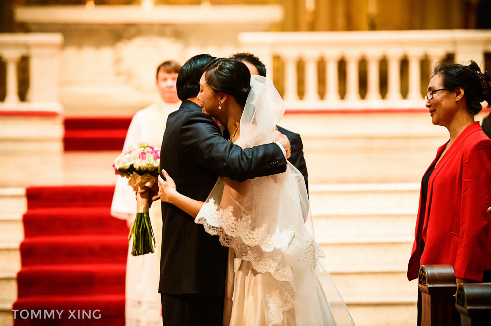 STANFORD MEMORIAL CHURCH WEDDING SAN FRANCISCO BAY AREA 斯坦福教堂婚礼 洛杉矶婚礼婚纱摄影师  Tommy Xing 39.jpg