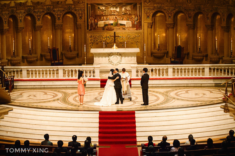 STANFORD MEMORIAL CHURCH WEDDING SAN FRANCISCO BAY AREA 斯坦福教堂婚礼 洛杉矶婚礼婚纱摄影师  Tommy Xing 49.jpg