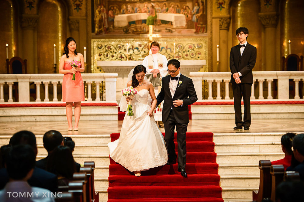 STANFORD MEMORIAL CHURCH WEDDING SAN FRANCISCO BAY AREA 斯坦福教堂婚礼 洛杉矶婚礼婚纱摄影师  Tommy Xing 50.jpg