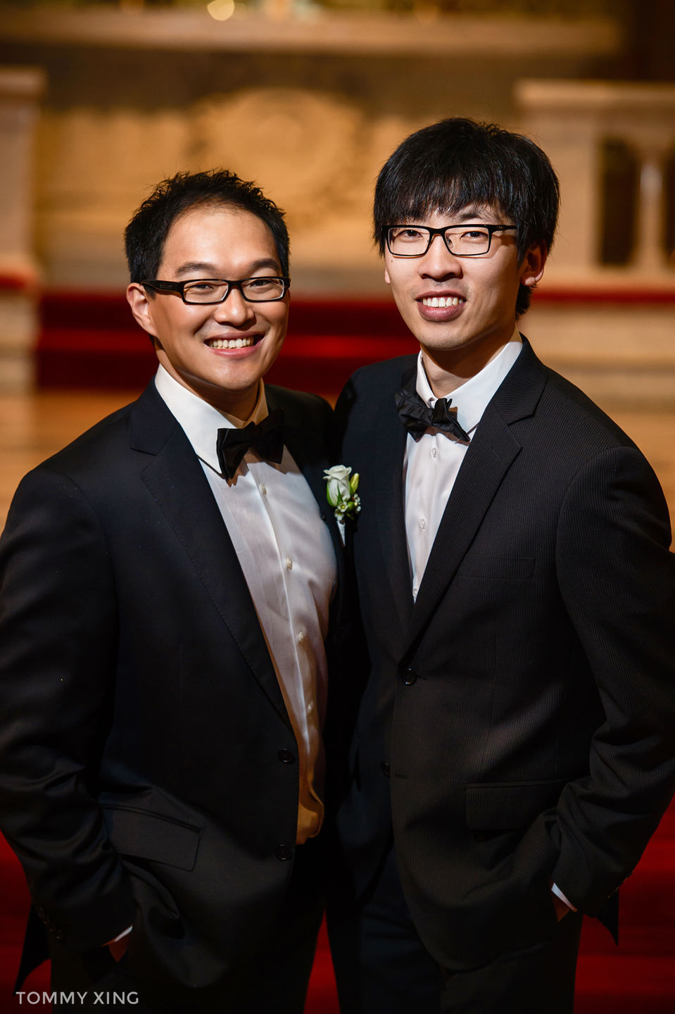 STANFORD MEMORIAL CHURCH WEDDING SAN FRANCISCO BAY AREA 斯坦福教堂婚礼 洛杉矶婚礼婚纱摄影师  Tommy Xing 63.jpg