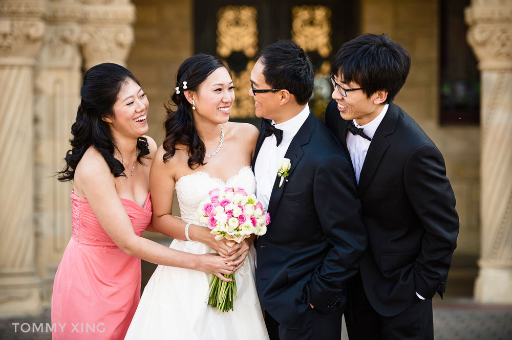 STANFORD MEMORIAL CHURCH WEDDING SAN FRANCISCO BAY AREA 斯坦福教堂婚礼 洛杉矶婚礼婚纱摄影师  Tommy Xing 67.jpg