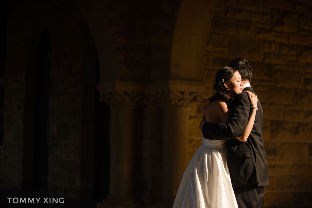 STANFORD MEMORIAL CHURCH WEDDING SAN FRANCISCO BAY AREA 斯坦福教堂婚礼 洛杉矶婚礼婚纱摄影师  Tommy Xing 69.jpg