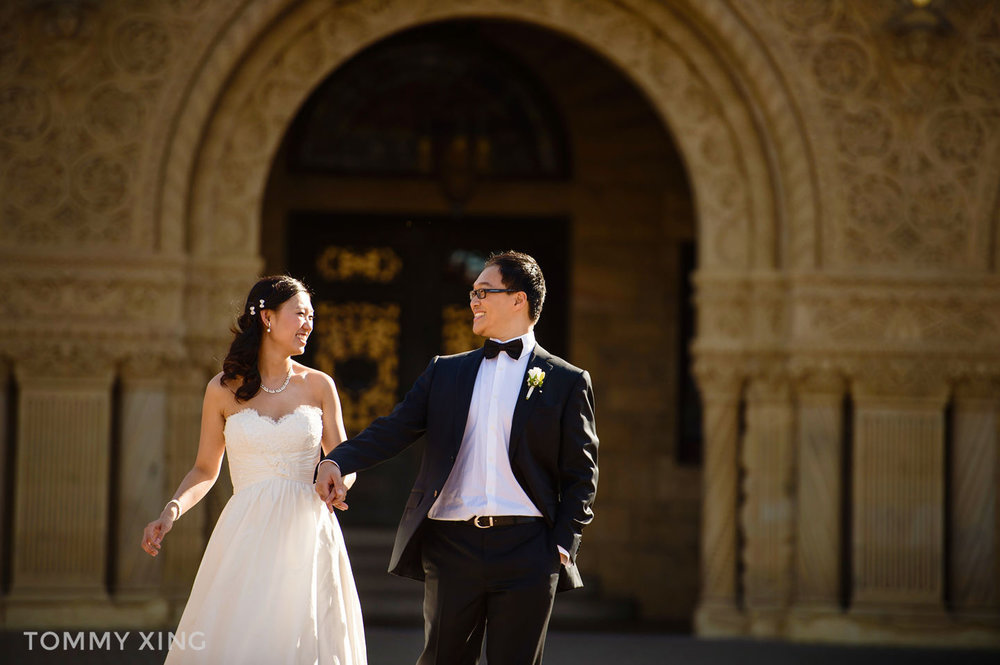STANFORD MEMORIAL CHURCH WEDDING SAN FRANCISCO BAY AREA 斯坦福教堂婚礼 洛杉矶婚礼婚纱摄影师  Tommy Xing 68.jpg