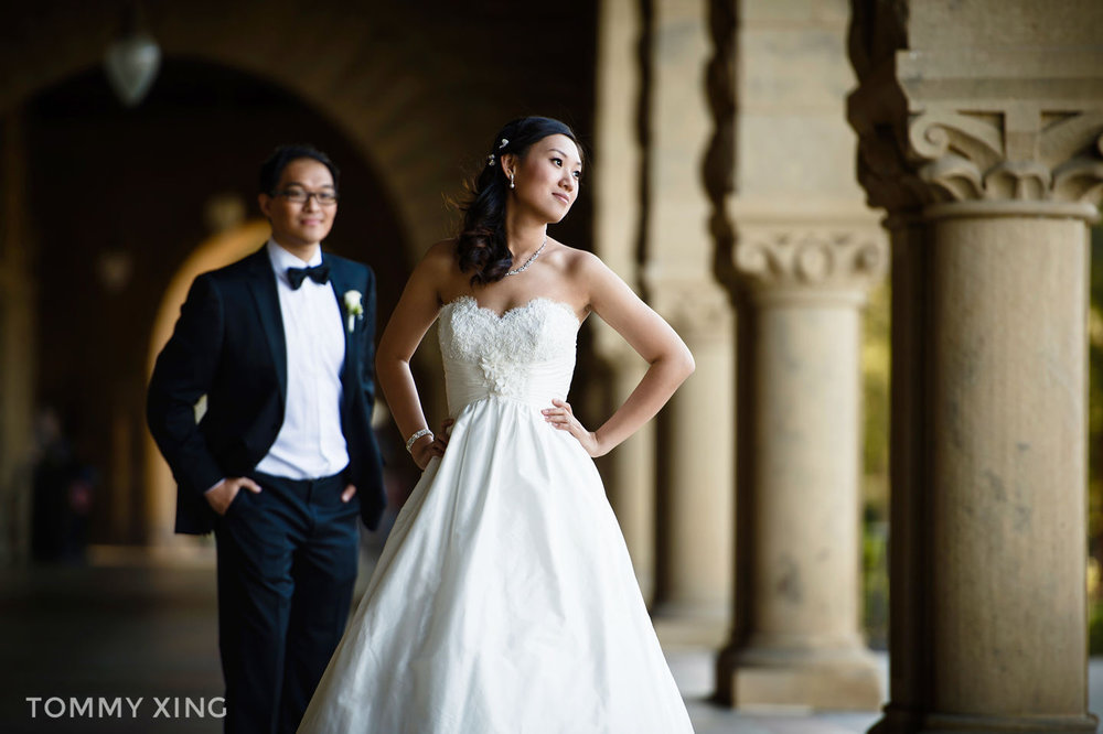 STANFORD MEMORIAL CHURCH WEDDING SAN FRANCISCO BAY AREA 斯坦福教堂婚礼 洛杉矶婚礼婚纱摄影师  Tommy Xing 73.jpg