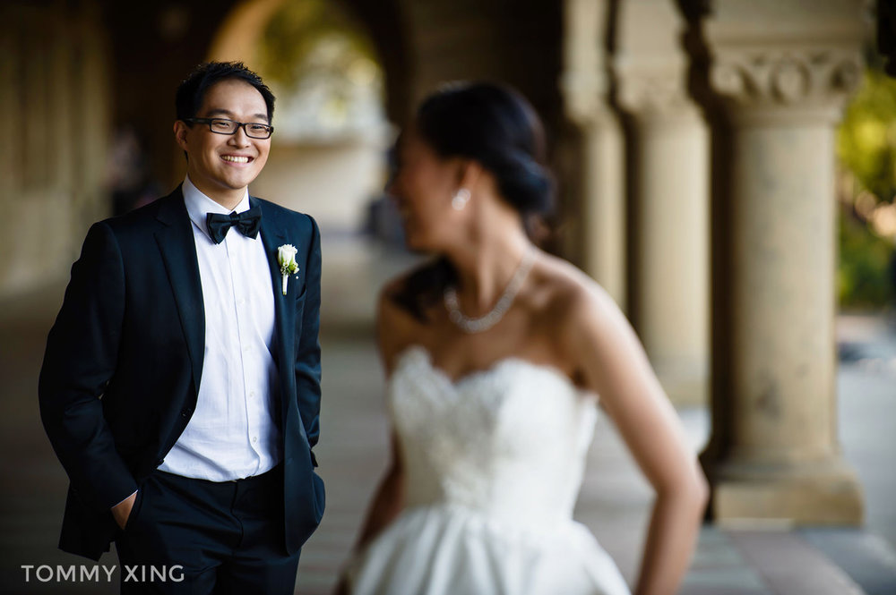 STANFORD MEMORIAL CHURCH WEDDING SAN FRANCISCO BAY AREA 斯坦福教堂婚礼 洛杉矶婚礼婚纱摄影师  Tommy Xing 74.jpg