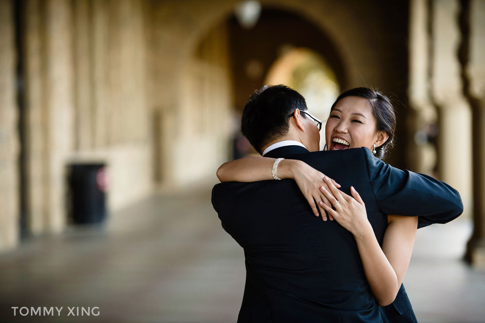 STANFORD MEMORIAL CHURCH WEDDING SAN FRANCISCO BAY AREA 斯坦福教堂婚礼 洛杉矶婚礼婚纱摄影师  Tommy Xing 75.jpg