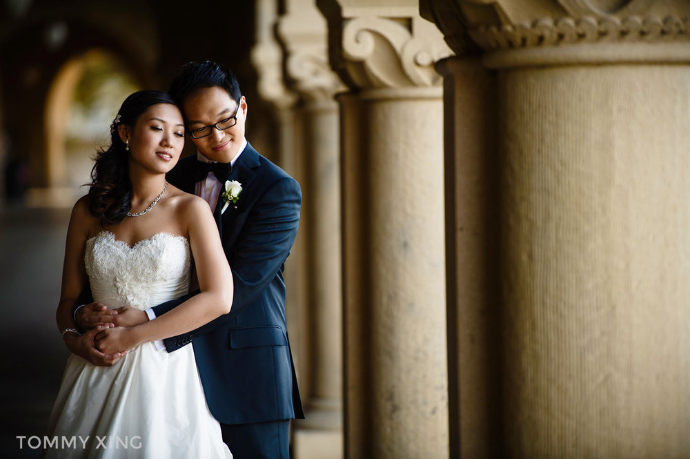STANFORD MEMORIAL CHURCH WEDDING SAN FRANCISCO BAY AREA 斯坦福教堂婚礼 洛杉矶婚礼婚纱摄影师  Tommy Xing 77.jpg