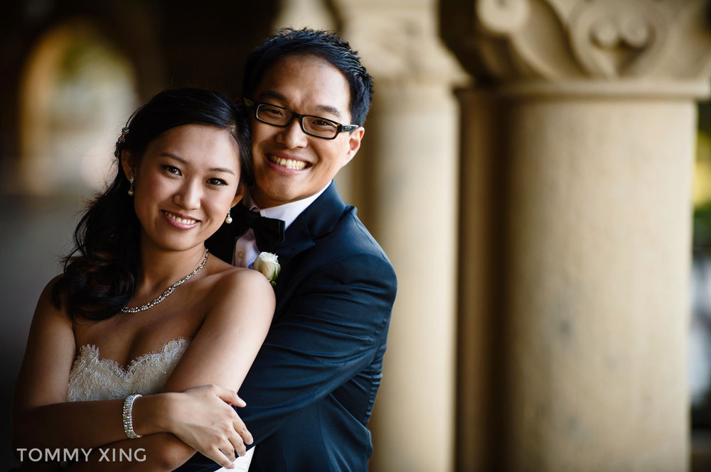 STANFORD MEMORIAL CHURCH WEDDING SAN FRANCISCO BAY AREA 斯坦福教堂婚礼 洛杉矶婚礼婚纱摄影师  Tommy Xing 78.jpg