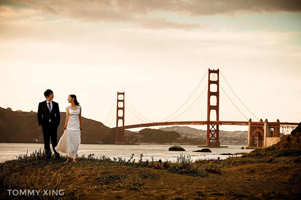 San Francisco Pre-Wedding Jiia Xu & Zhao Xu 旧金山湾区婚纱照 Tommy Xing Photography 15.jpg
