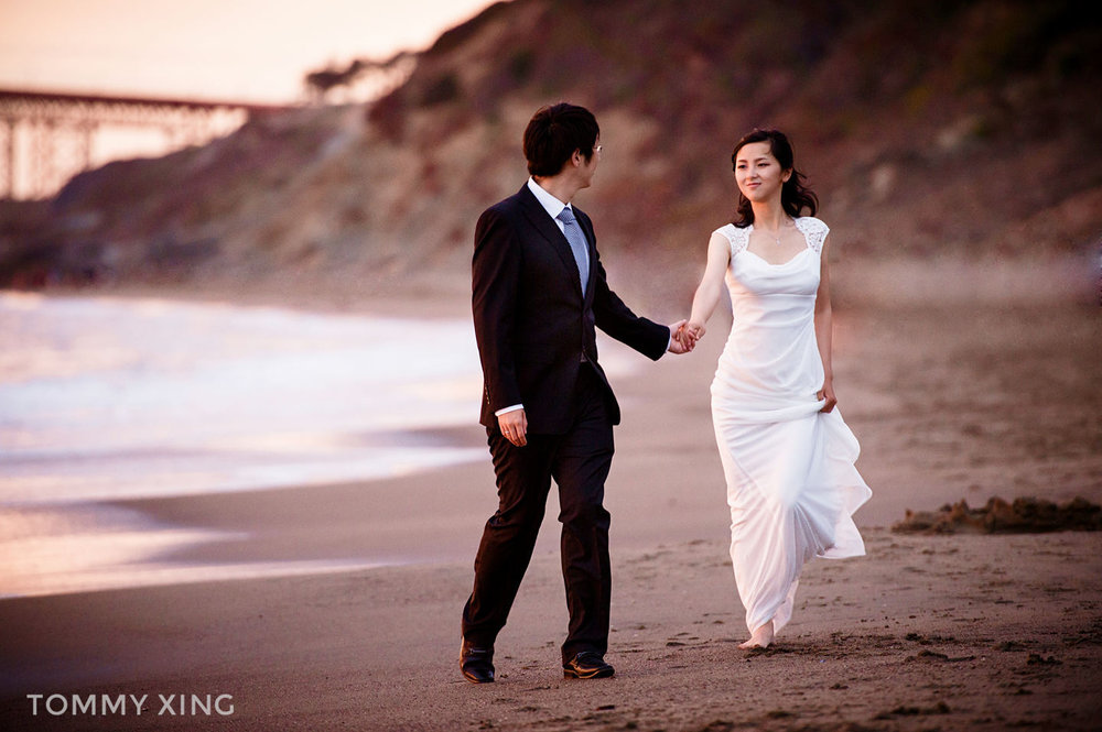 San Francisco Pre-Wedding Jiia Xu & Zhao Xu 旧金山湾区婚纱照 Tommy Xing Photography 19.jpg