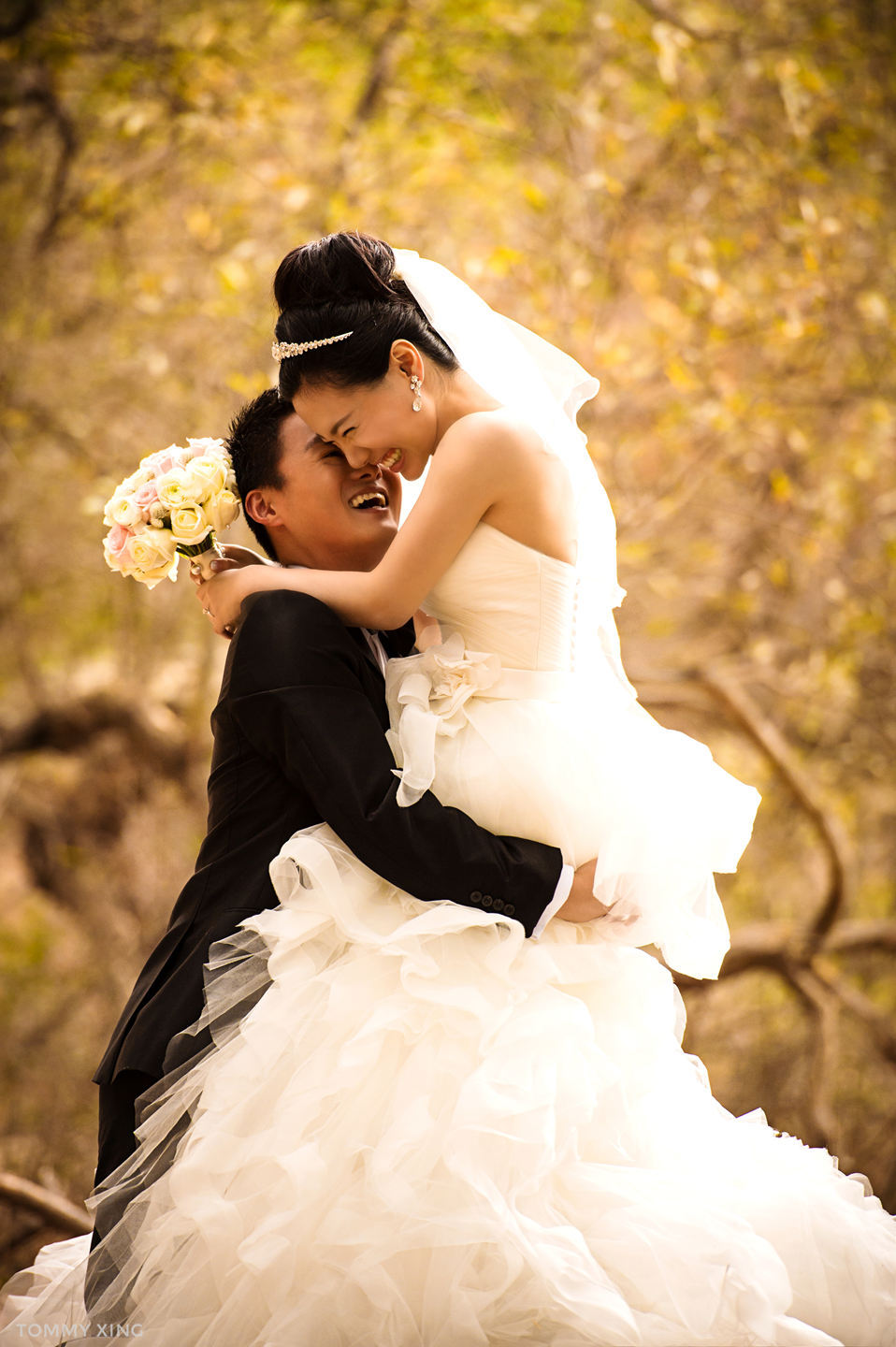 Los Angeles Wedding 洛杉矶婚纱照 Tommy Xing Photography 09.jpg