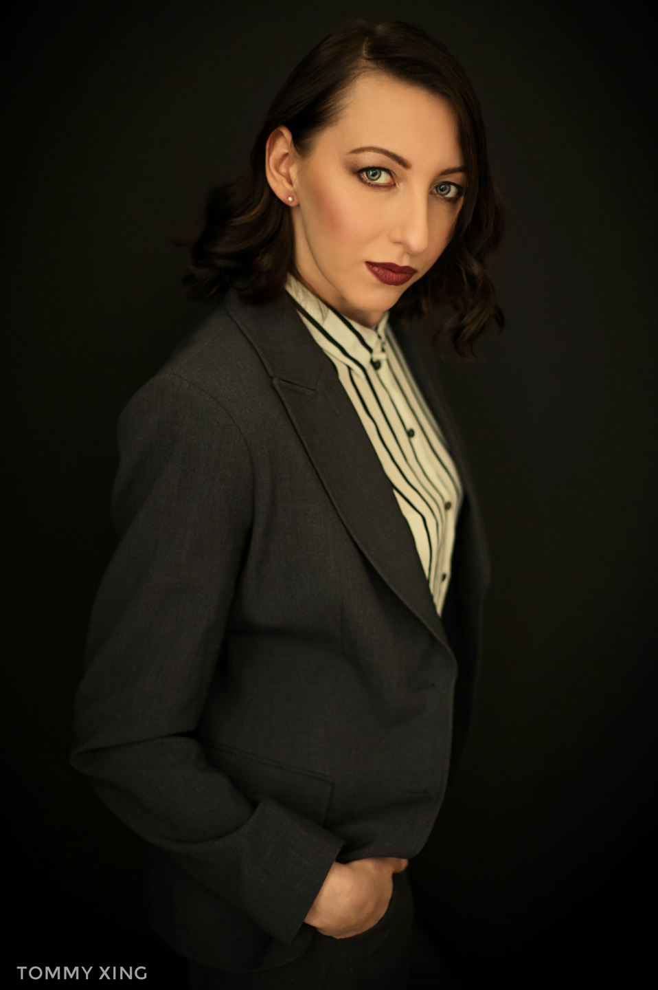 Romika Annabell Osorio - Los Angeles Portrait and headshot photographer - Tommy Xing Photography 05.jpg