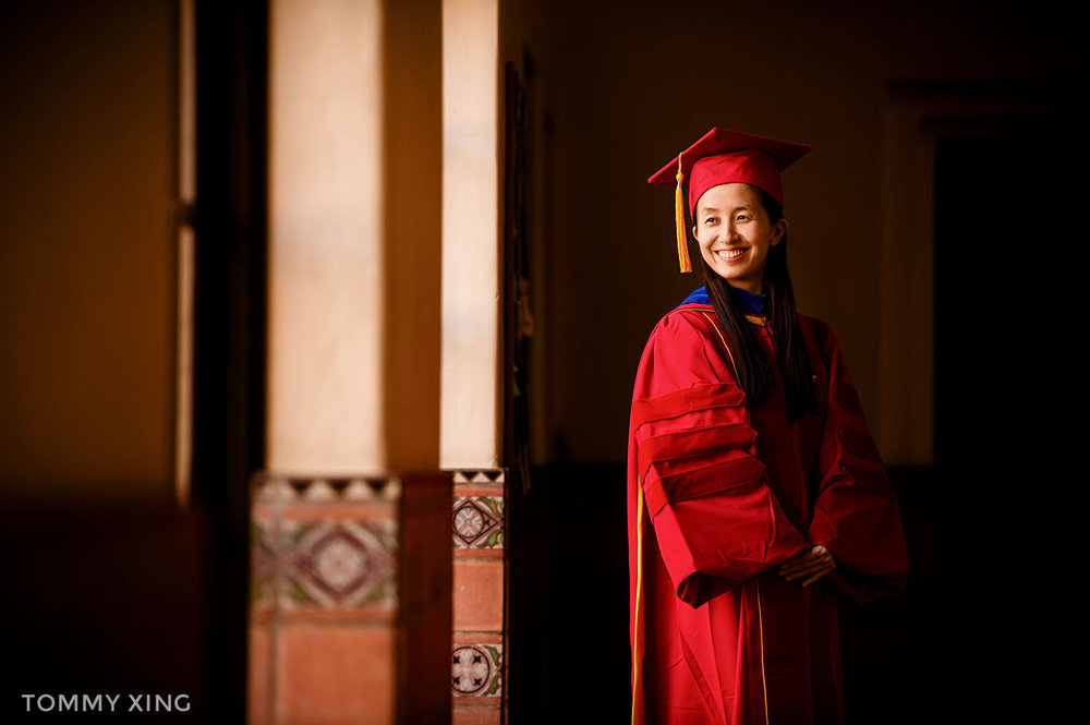 Graduation portrait photography - USC - Los Angeles - Tommy Xing Photography 01.jpg