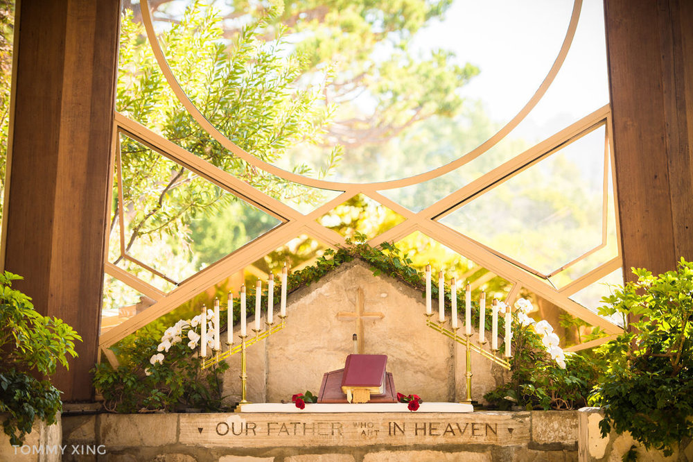 美国洛杉矶旧金山婚礼婚纱摄影师Tommy Xing纪实跟拍wayfarers chapel wedding 玻璃教堂 2.JPG