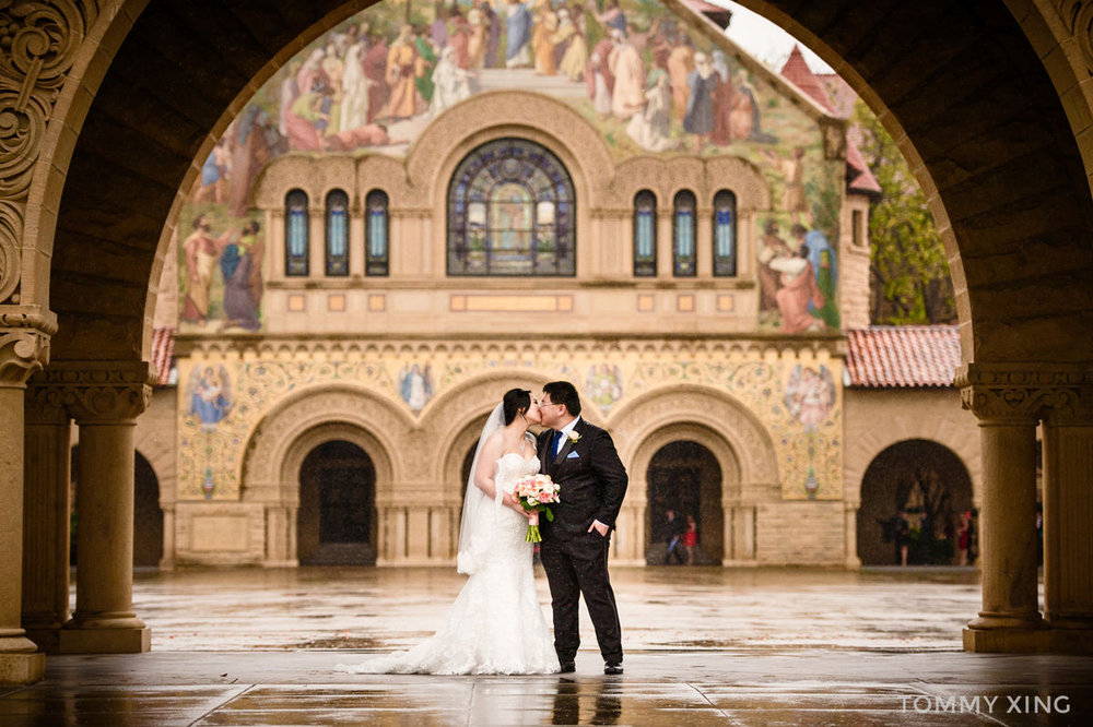 Stanford Memorial Church Wedding - 湾区斯坦福教堂婚礼摄影跟拍 - Tommy Xing02.jpg