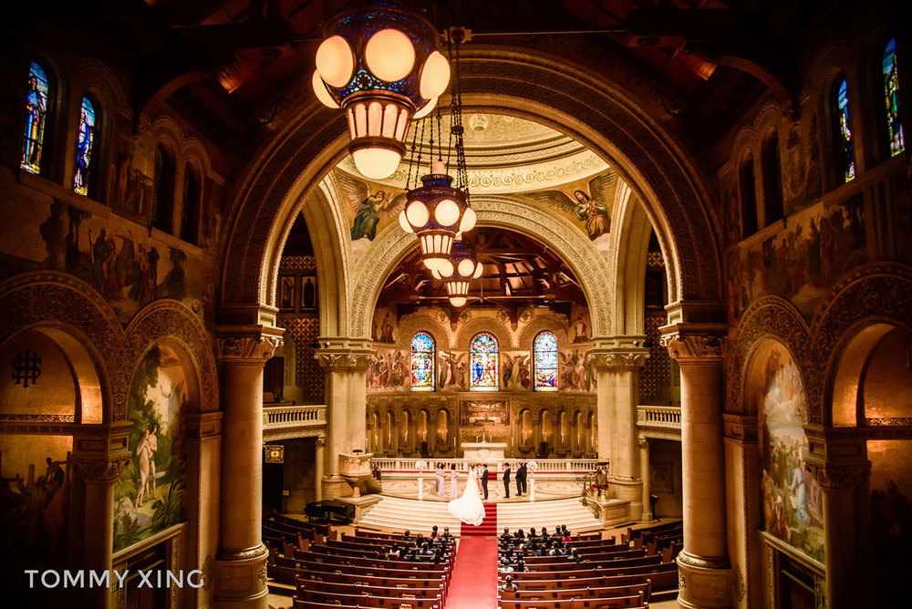旧金山婚礼摄影  Stanford Memorial Church Wedding  - Tommy Xing Photography - 0320.jpg