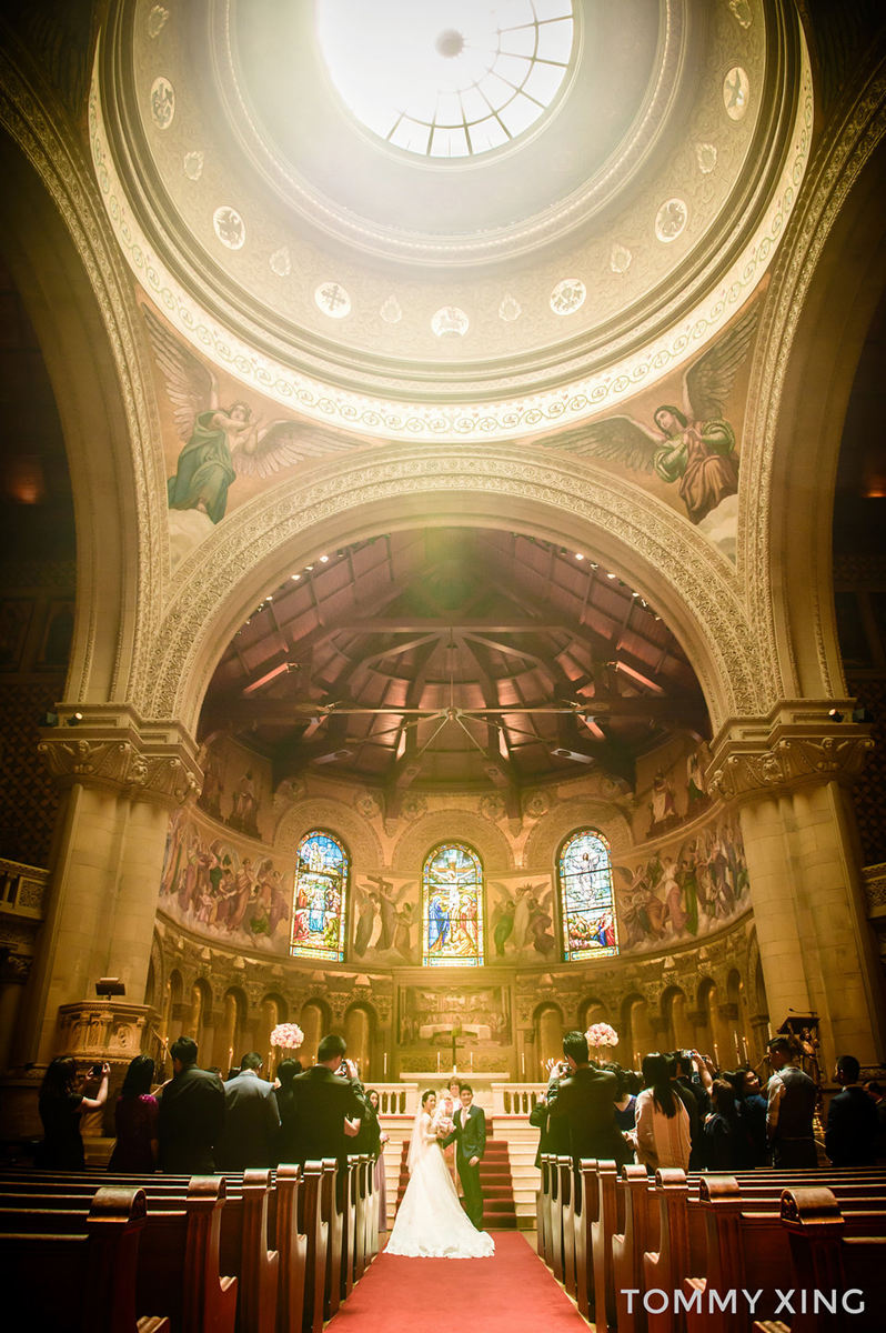 旧金山婚礼摄影 Stanford Memorial Church Wedding  - Tommy Xing Photography - 0270.jpg