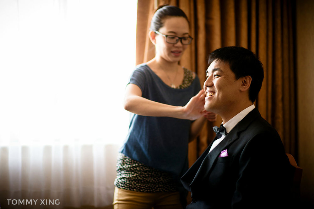 Wayfarers Chapel Wedding - Lin & Cheng - Los Angeles 洛杉矶玻璃教堂婚礼 by Tommy Xing Photography 009.JPG