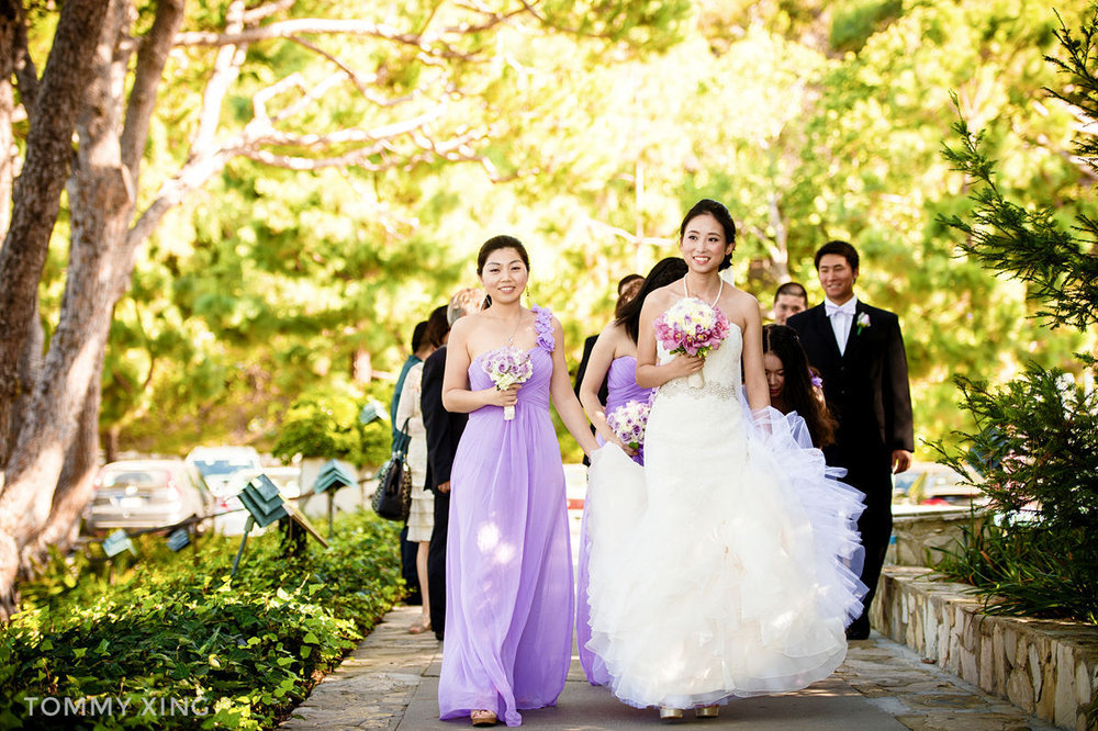 Wayfarers Chapel Wedding - Lin & Cheng - Los Angeles 洛杉矶玻璃教堂婚礼 by Tommy Xing Photography 019.JPG