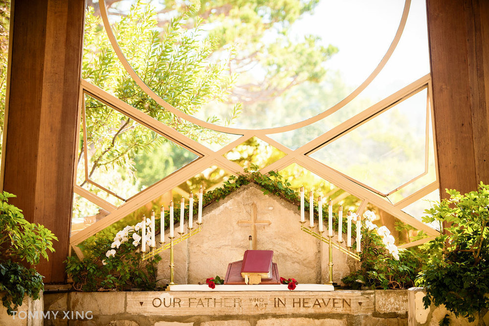 Wayfarers Chapel Wedding - Lin & Cheng - Los Angeles 洛杉矶玻璃教堂婚礼 by Tommy Xing Photography 020.JPG