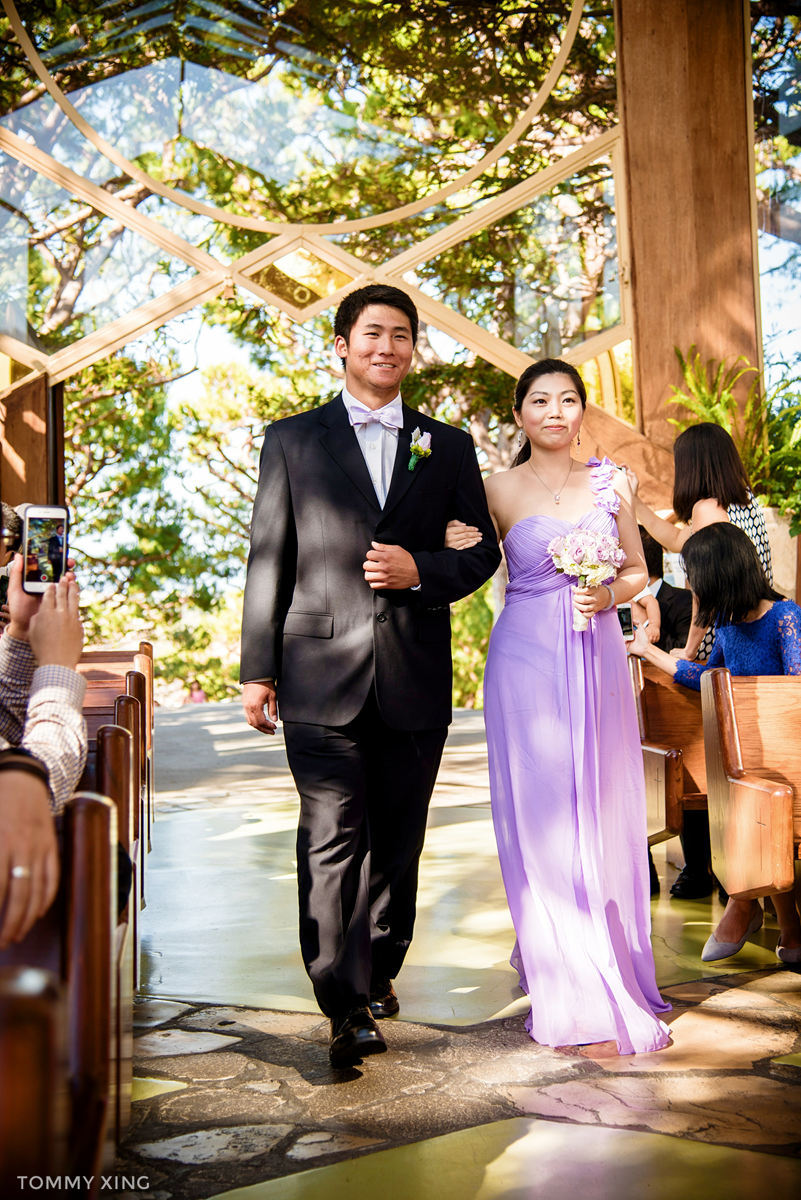 Wayfarers Chapel Wedding - Lin & Cheng - Los Angeles 洛杉矶玻璃教堂婚礼 by Tommy Xing Photography 024.JPG