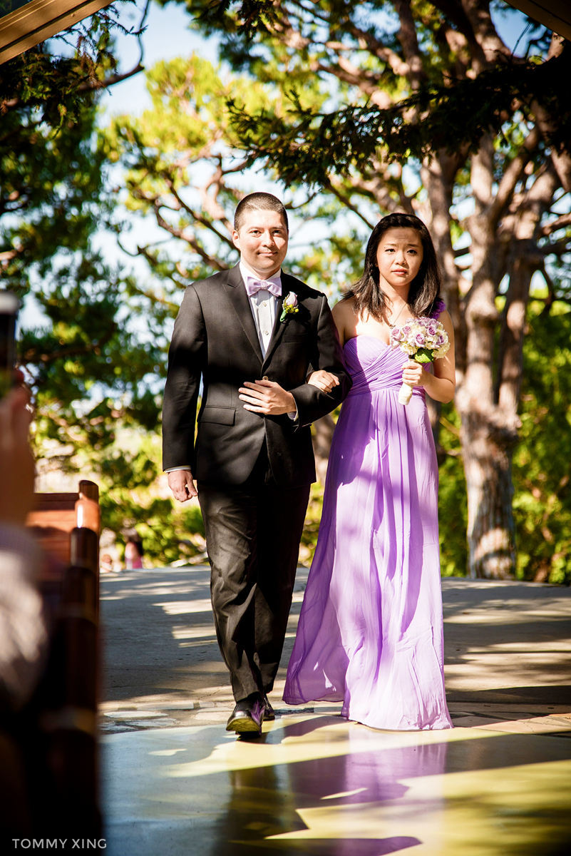 Wayfarers Chapel Wedding - Lin & Cheng - Los Angeles 洛杉矶玻璃教堂婚礼 by Tommy Xing Photography 025.JPG