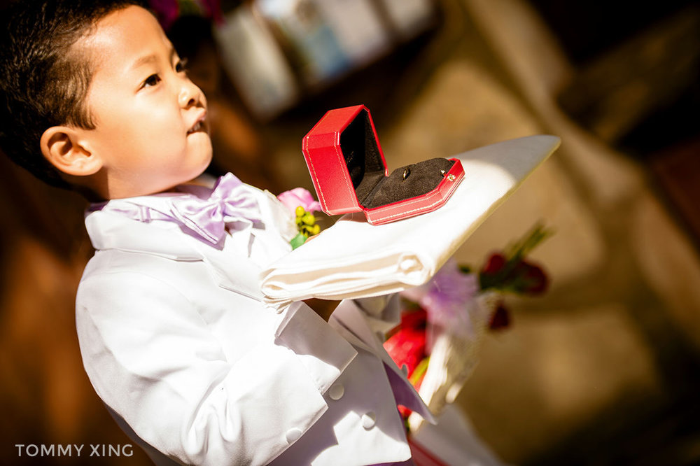 Wayfarers Chapel Wedding - Lin & Cheng - Los Angeles 洛杉矶玻璃教堂婚礼 by Tommy Xing Photography 028.JPG