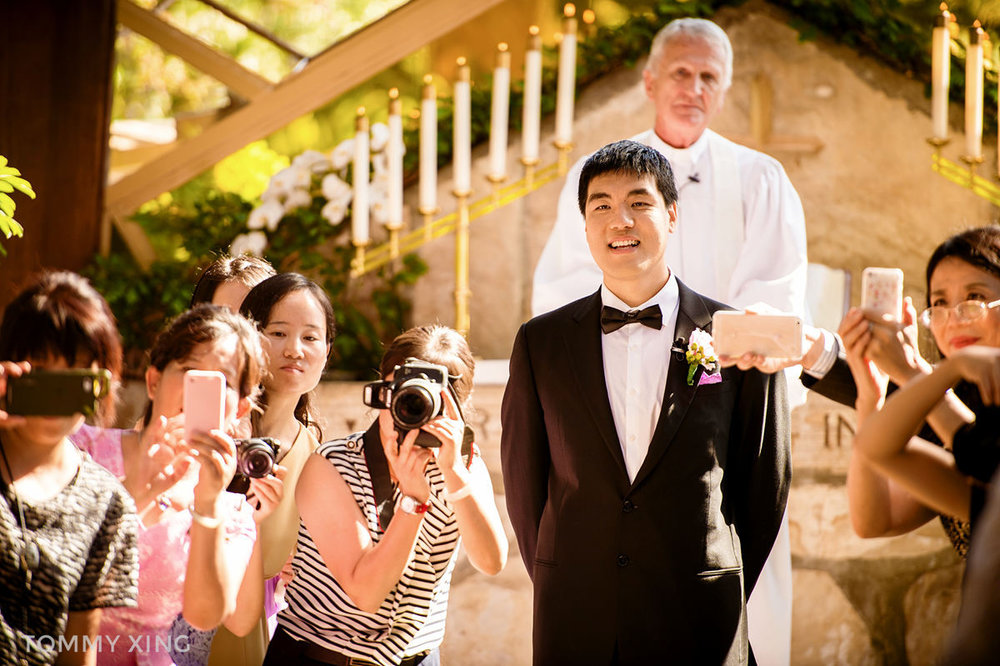 Wayfarers Chapel Wedding - Lin & Cheng - Los Angeles 洛杉矶玻璃教堂婚礼 by Tommy Xing Photography 032.JPG