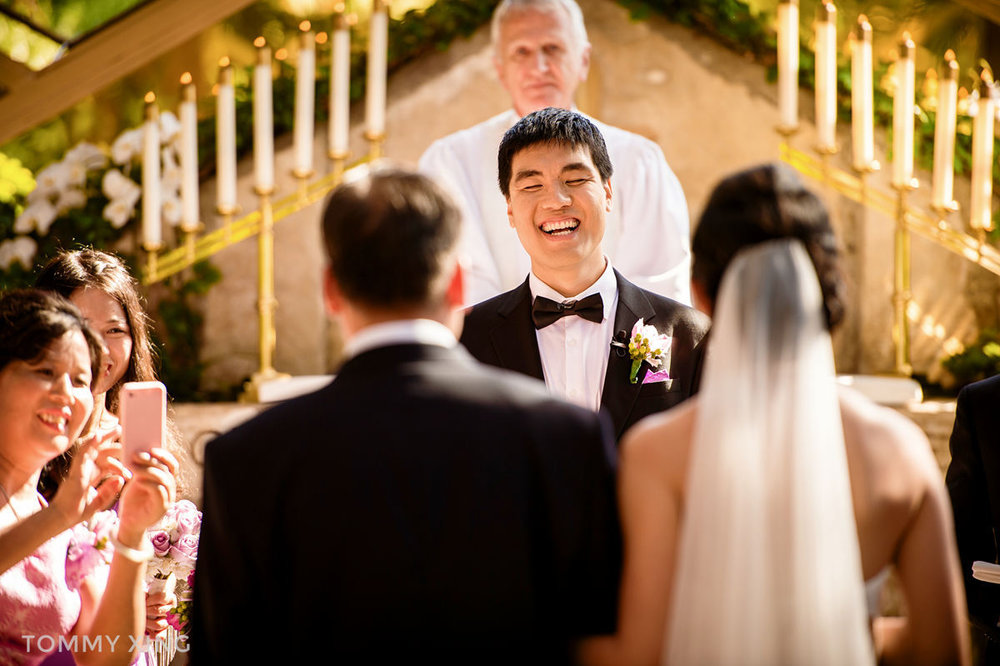Wayfarers Chapel Wedding - Lin & Cheng - Los Angeles 洛杉矶玻璃教堂婚礼 by Tommy Xing Photography 033.JPG