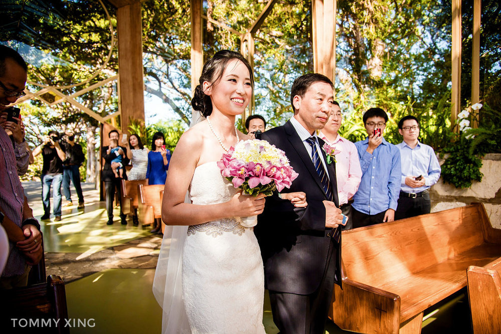 Wayfarers Chapel Wedding - Lin & Cheng - Los Angeles 洛杉矶玻璃教堂婚礼 by Tommy Xing Photography 035.JPG