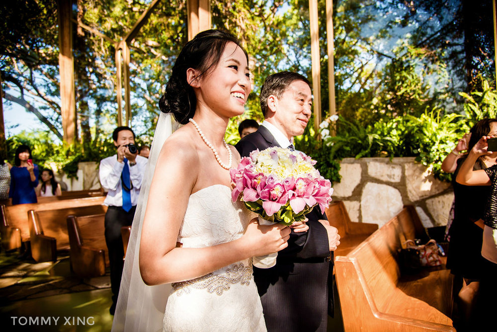Wayfarers Chapel Wedding - Lin & Cheng - Los Angeles 洛杉矶玻璃教堂婚礼 by Tommy Xing Photography 036.JPG
