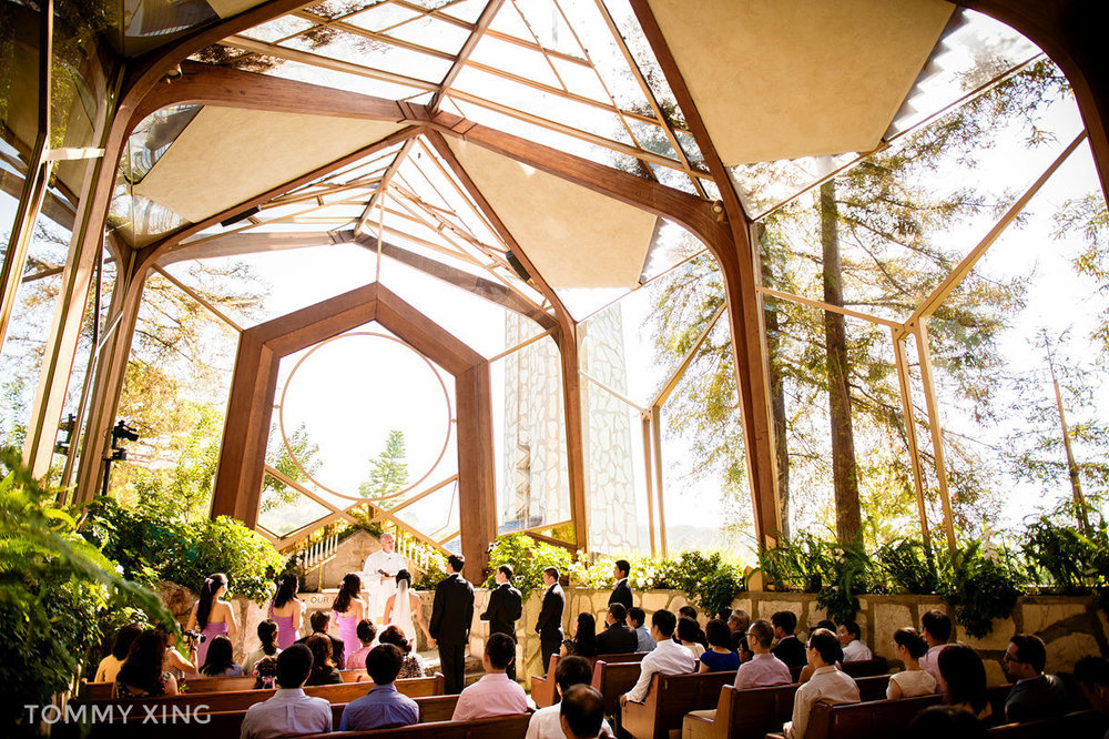 Wayfarers Chapel Wedding - Lin & Cheng - Los Angeles 洛杉矶玻璃教堂婚礼 by Tommy Xing Photography 038.JPG